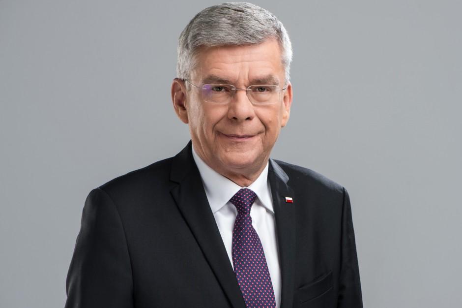 Stanisław Karczewski: Koalicja anty-PiS nie jest zagrożeniem dla PiS