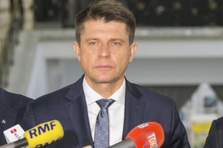 Ryszard Petru dumny z koalicji PO i Nowoczesnej: To ja dokonałem pierwszego kroku
