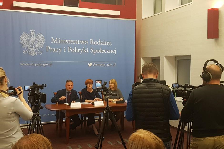 Minister Elżbieta Rafalska zapowiedziała zmiany w pieczy zastępczej