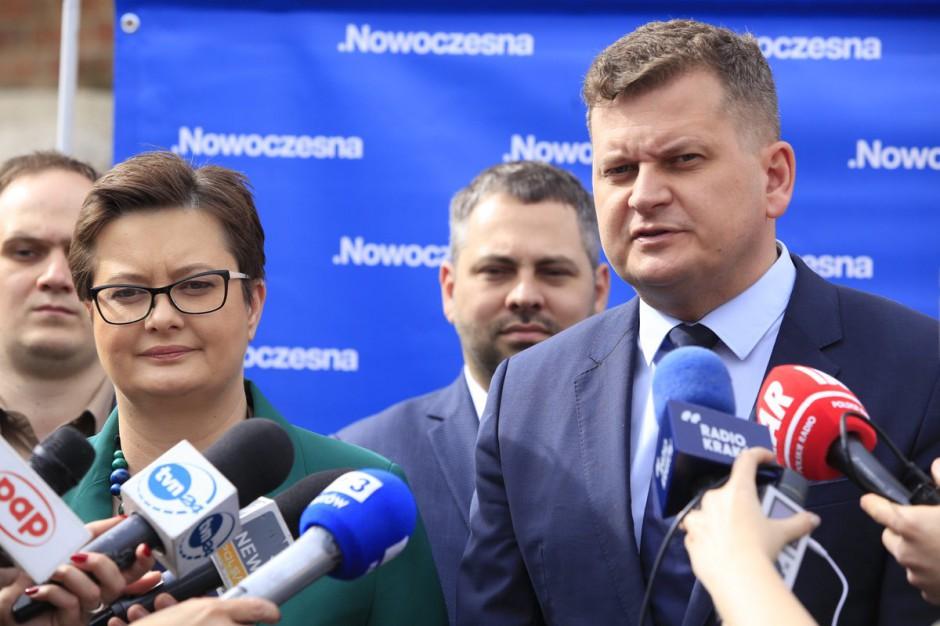 Grzegorz Filipek kandydatem Nowoczesnej na prezydenta Krakowa