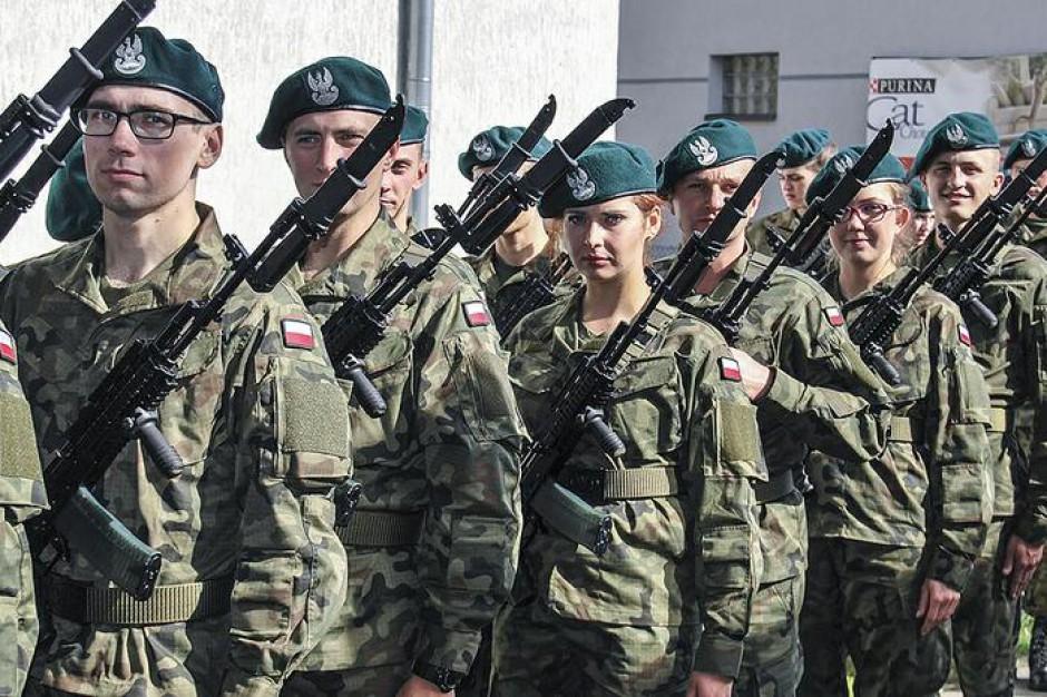Świętokrzyską brygadę WOT tworzyć będą 3 bataliony. Jeden powstanie w Kielcach
