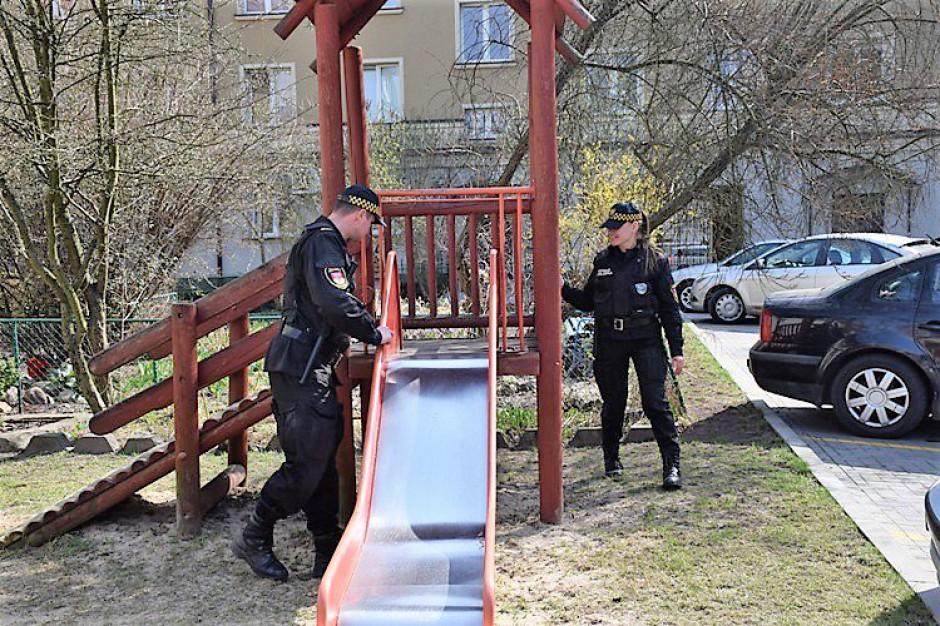 W Białymstoku podsumowano wiosenne kontrole placów zabaw
