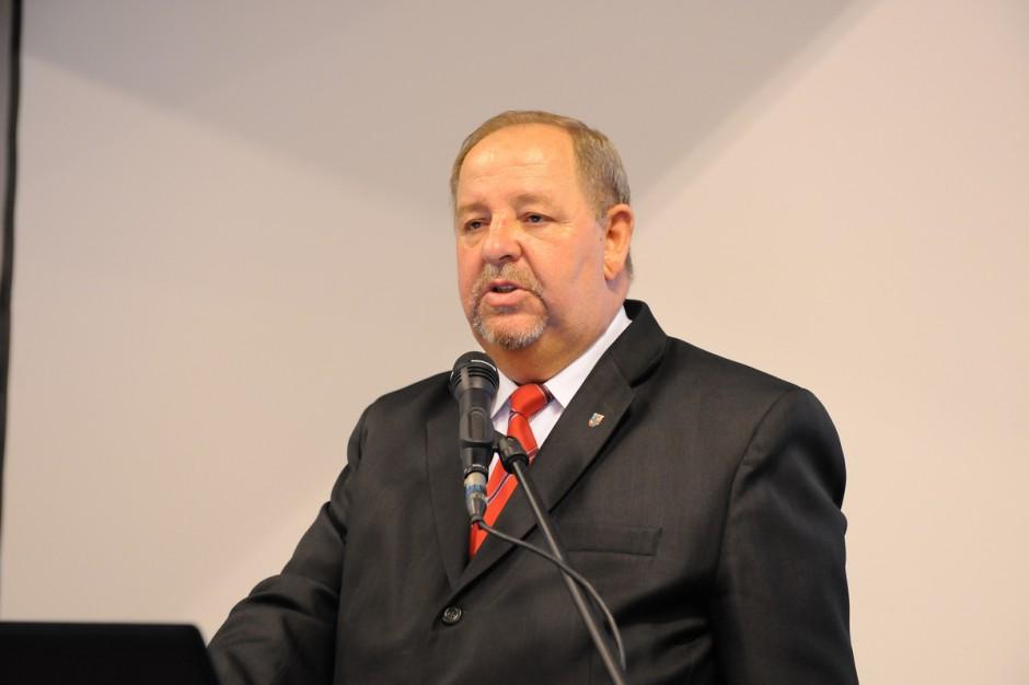 Ludwik Węgrzyn: Najważniejszym problemem powiatów jest ich konstytucyjne umocowanie