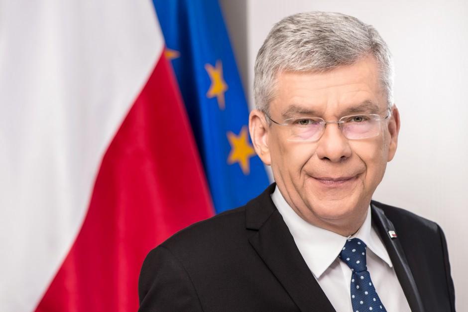 Stanisław Karczewski: Decyzja o kandydacie PiS na prezydenta Warszawy za tydzień