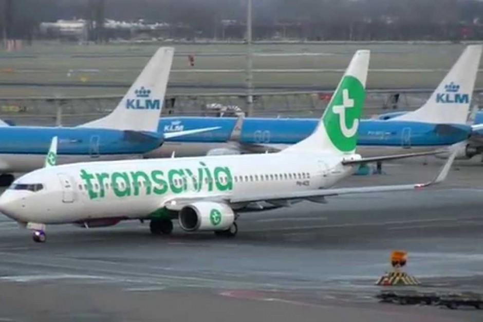 Transavia uruchomi połączenie lotnicze z Krakowa do Eindhoven