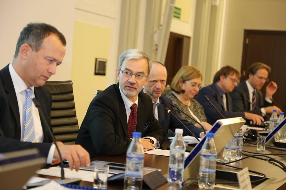 Jak regiony radzą sobie z polityką spójności? Minister Kwieciński wskazuje liderów i outsiderów