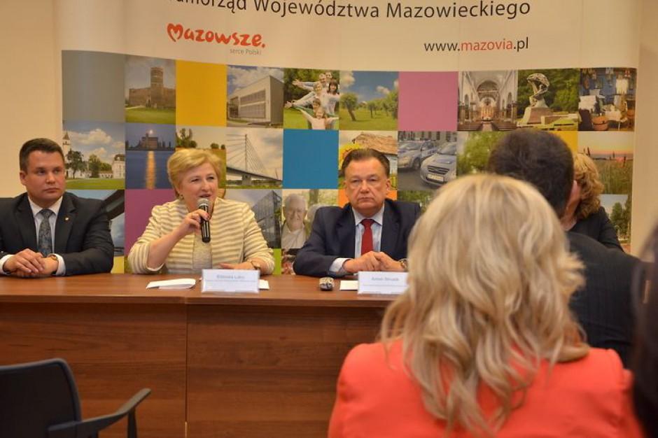 Dofinansowanie szkół zawodowych z subregionu warszawskiego i powiatu pułtuskiego