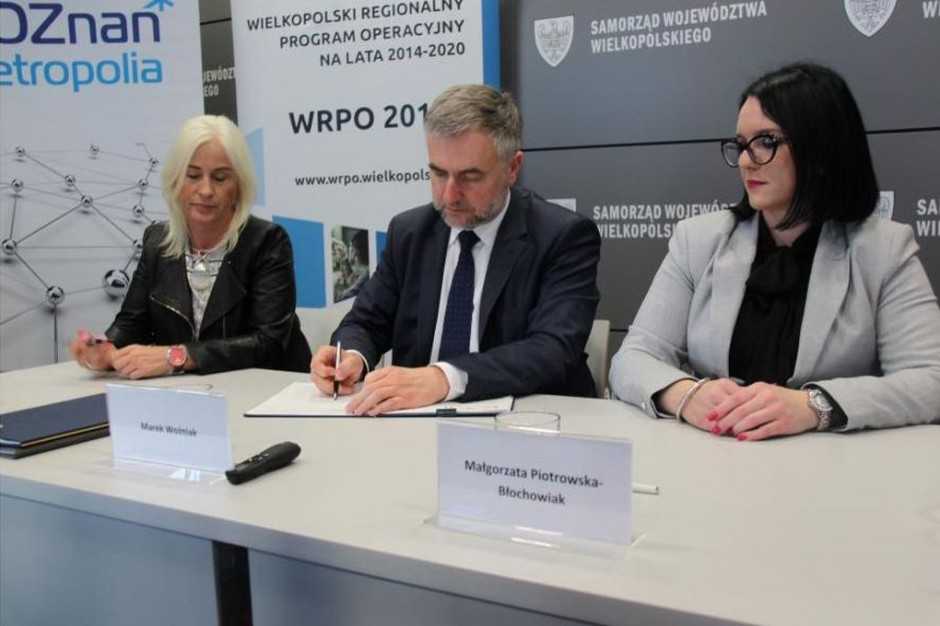 Unijne dofinansowanie termomodernizacji placówek medycznych w Wielkopolsce