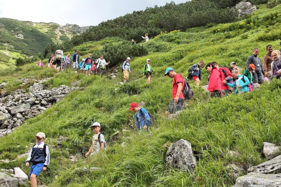 Turystyka w parkach narodowych tematem konferencji w Małopolsce