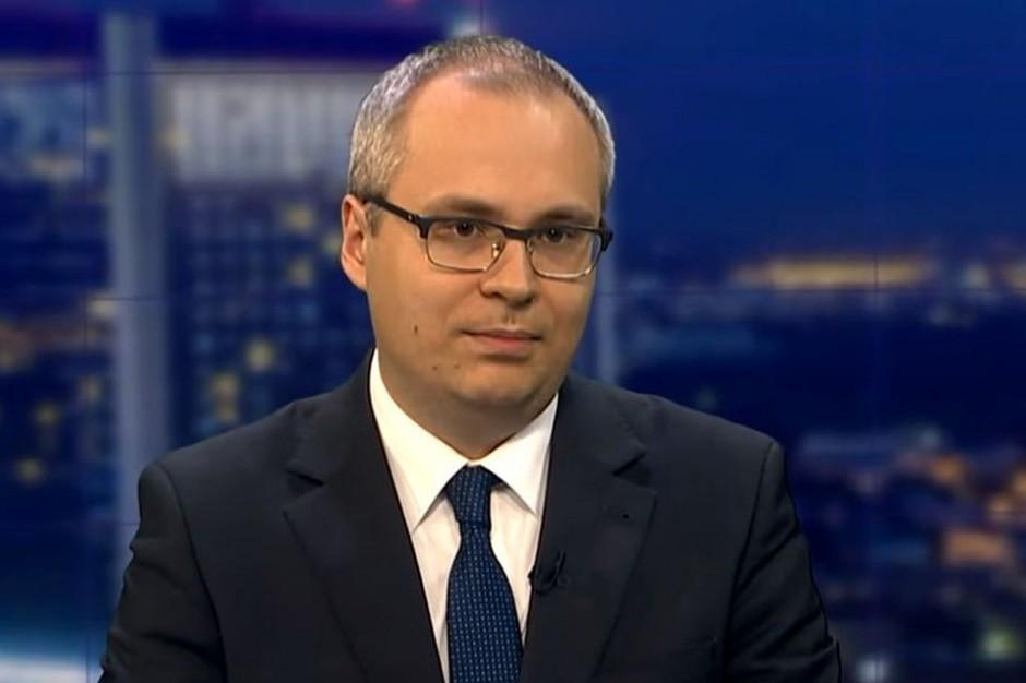 Reprywatyzacja w Warszawie. Łukasz Kondratko odpowiada pełnomocniczka miasta