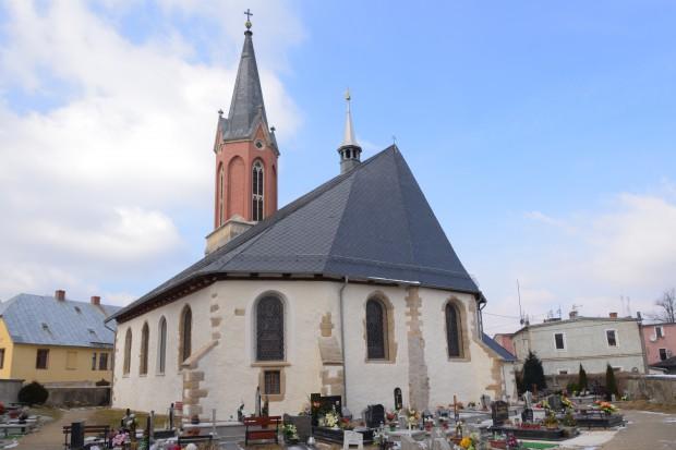 Kościół parafialny Świętej Jadwigi Śląskiej w Miłkowie (fot.mat.prasowe)