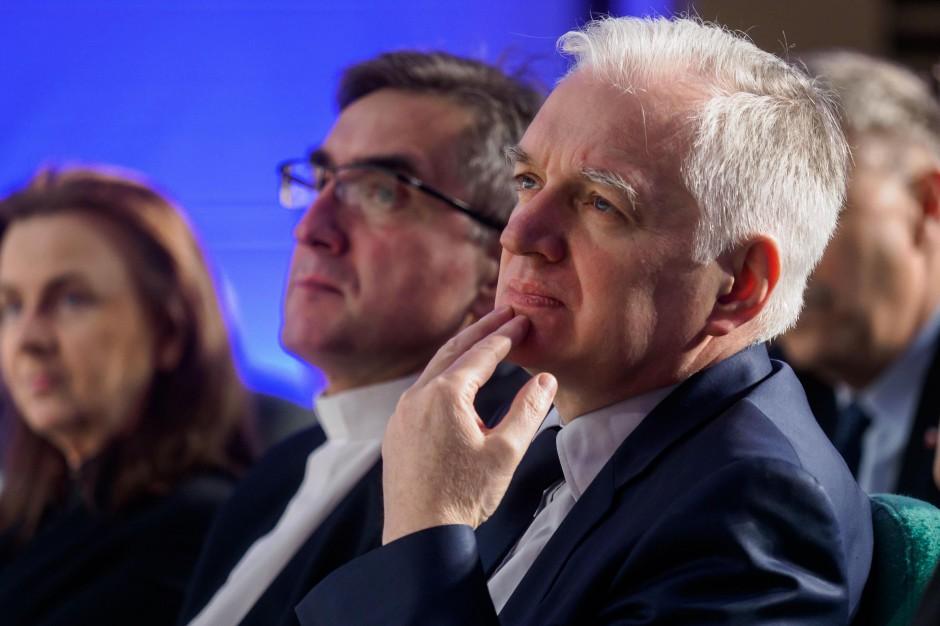 Jarosław Gowin: trzeba wzmacniać kompetencje samorządu. I zmniejszyć liczbę radnych?