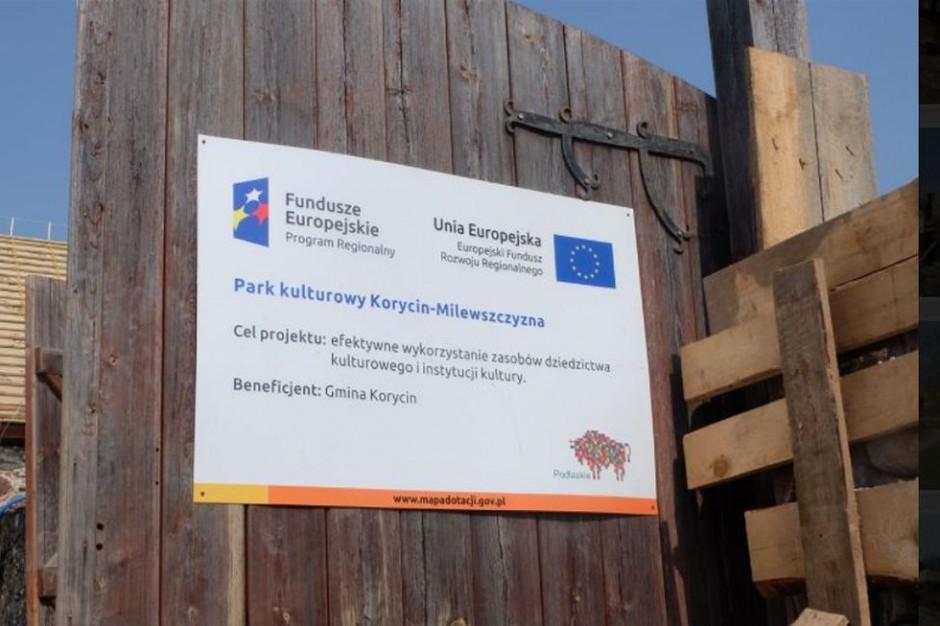 Park Kulturowy Korycin-Milewszczyzna ma stuletni wiatrak