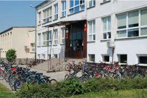 Przedszkolaki i uczniowie przesiadają się na rowery