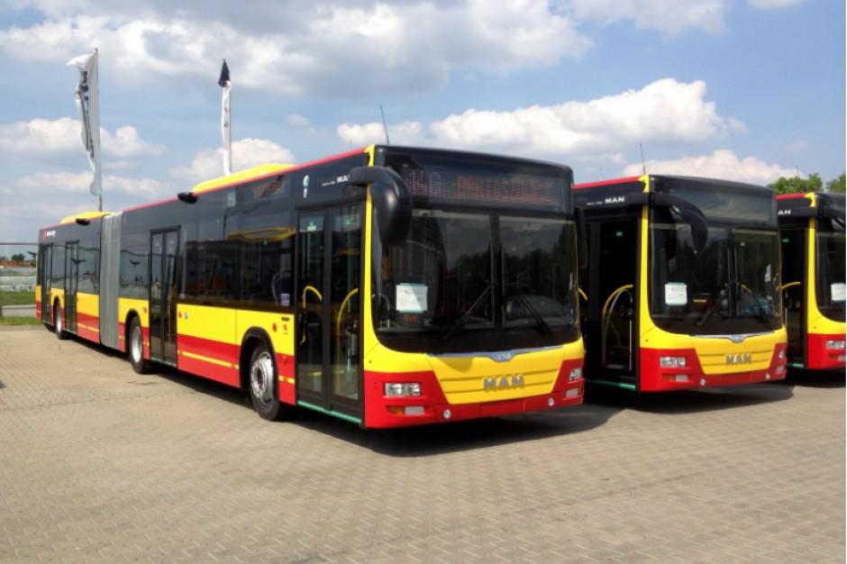 Radom weźmie w leasing sześć nowych autobusów