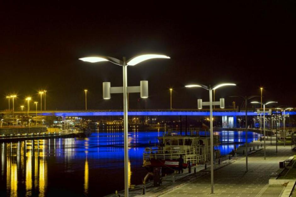 W Szczecinie zamontują prawie 2,5 tys. energooszczędnych lamp