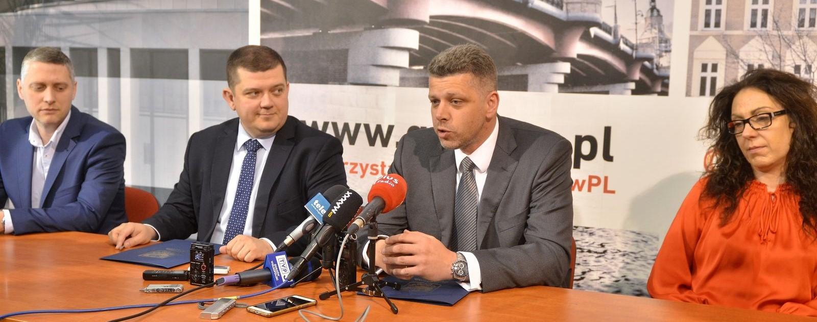 Miasto podpisało z wykonawcą umowę na ponad 65 mln zł (fot. Bartłomiej Nowosielski, UMGW)