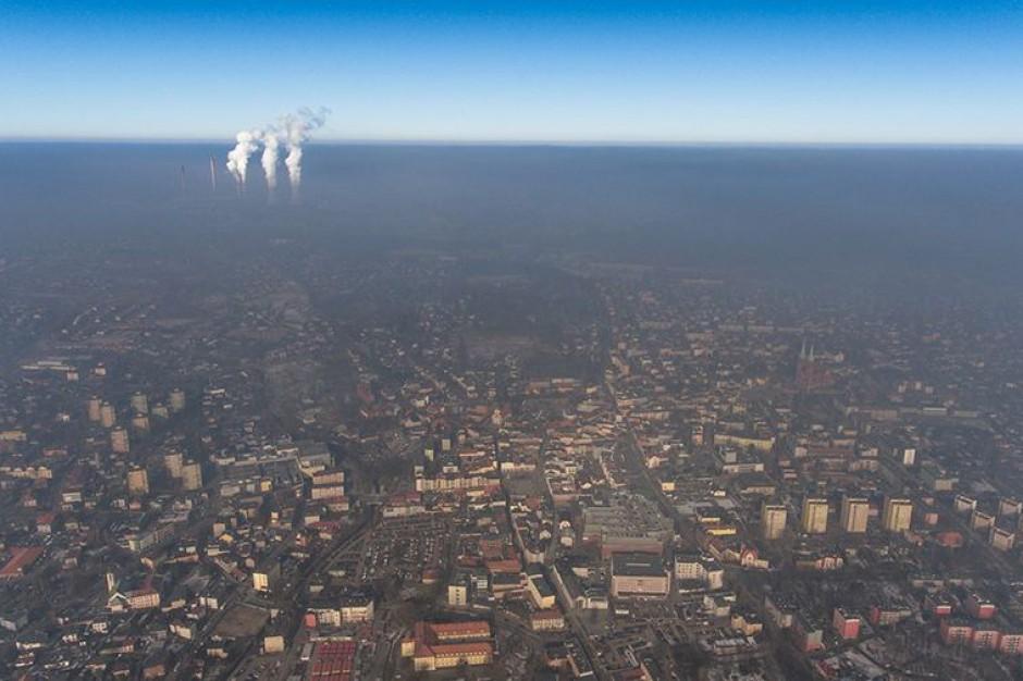 Trzecie najbardziej zanieczyszczone miasto Unii zwiększa budżet na walkę ze smogiem