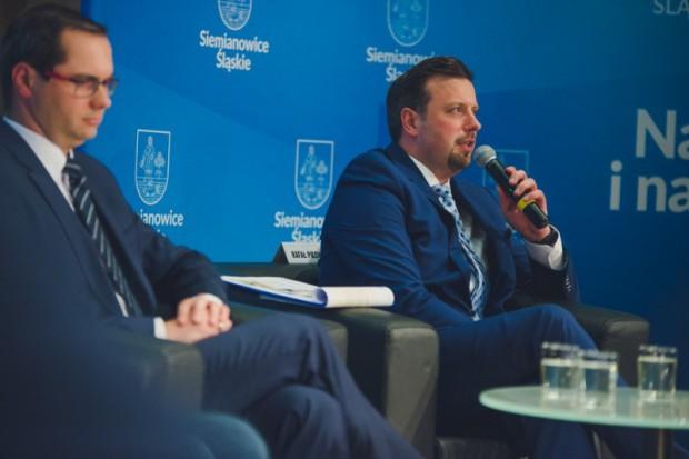 Rafał Piech, prezydent Siemianowic Śl. (fot.siemianowice.pl)