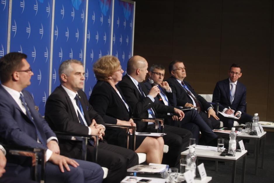 Temat przyszłości miast i metropolii w Europie będzie dyskutowany podczas Europejskiego Kongresu Gospodarczego, który odbędzie się 14-16 maja 2018 r. Fot. PTWP