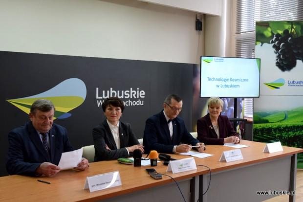 Ambasadorem projektu jest gen. Mirosław Hermaszewski (fot. lubuskie.pl)