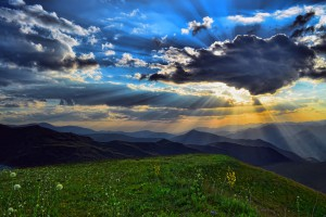 Burze i ulewy w górach. Turyści muszą uważać