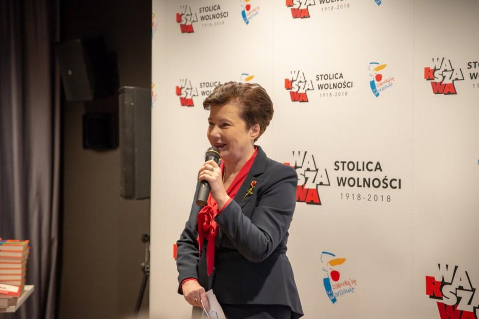 WSA uchylił trzy grzywny nałożone na prezydent Warszawy