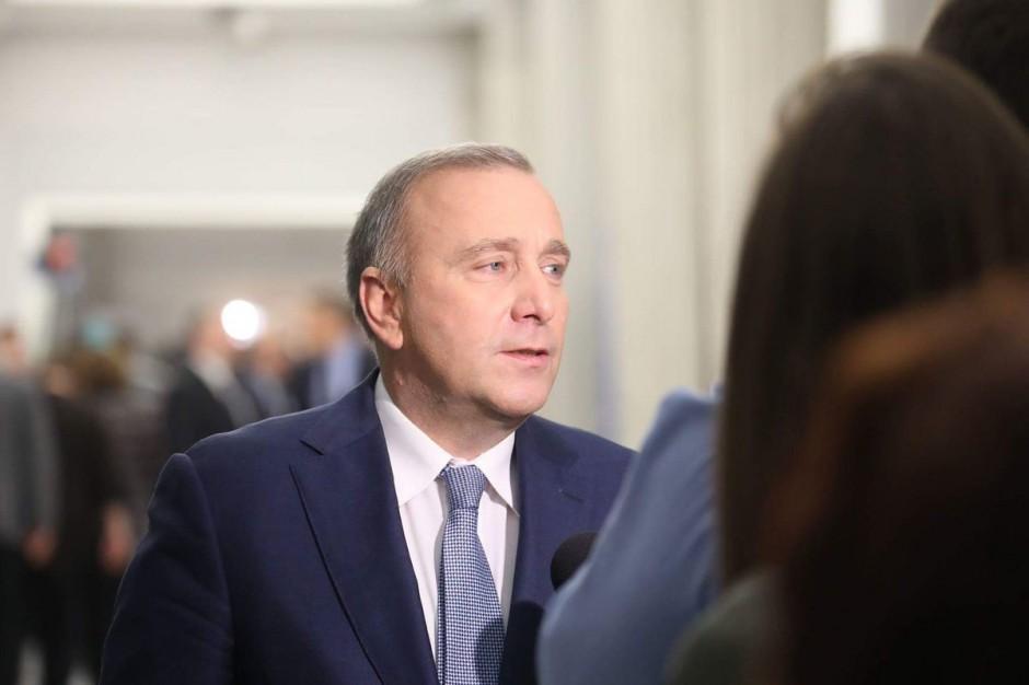 Jaki i Trzaskowski w Warszawie. Schetyna komentuje decyzję Kaczyńskiego o wystawieniu w stolicy wiceministra sprawiedliwości