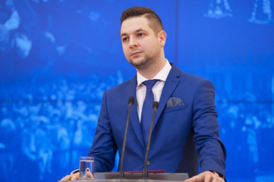 Patryk Jaki odpowiada Trzaskowskiemu: rozważę wsparcie programu in vitro w Warszawie
