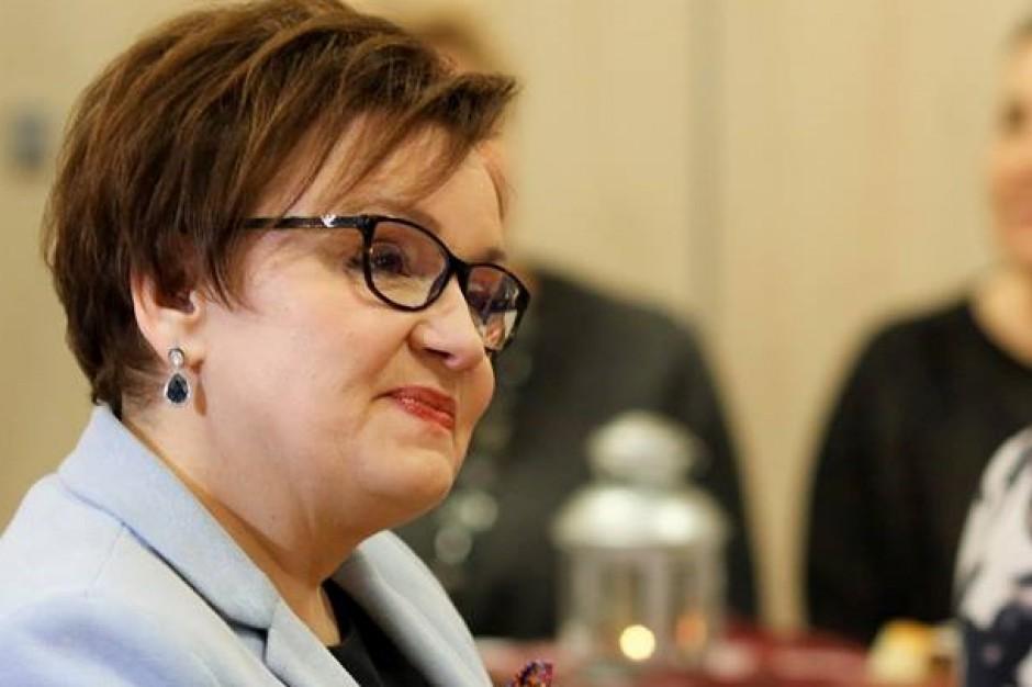 Odwołanie Anny Zalewskiej. Kancelaria Premiera odpowiedziała na wniosek ZNP