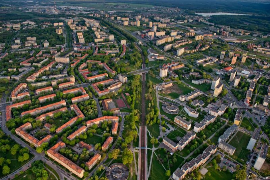 Tychy za 17 mln zł planują zbudować nową drogę do centrum