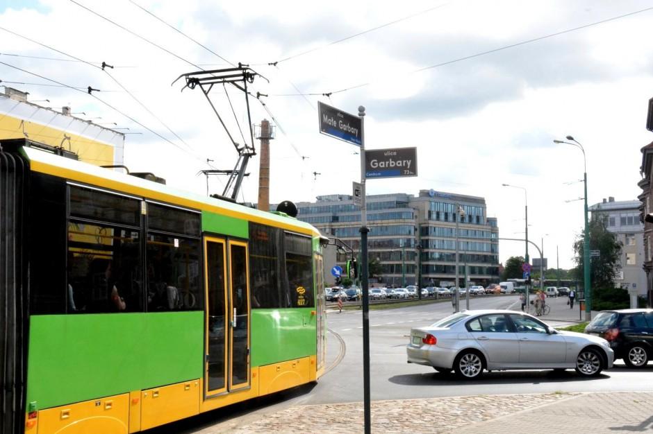 Poznań: unieważniono przetarg na budowę II etapu trasy tramwajowej na Naramowice