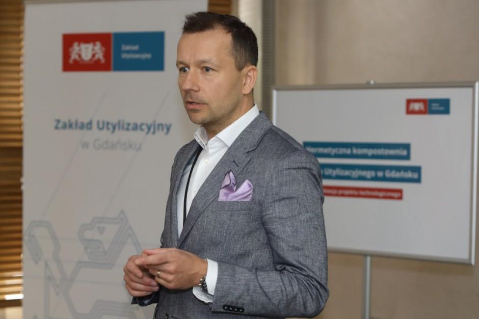 Gdańsk: za około rok ma być uruchomiona nowa hermetyczna kompostownia