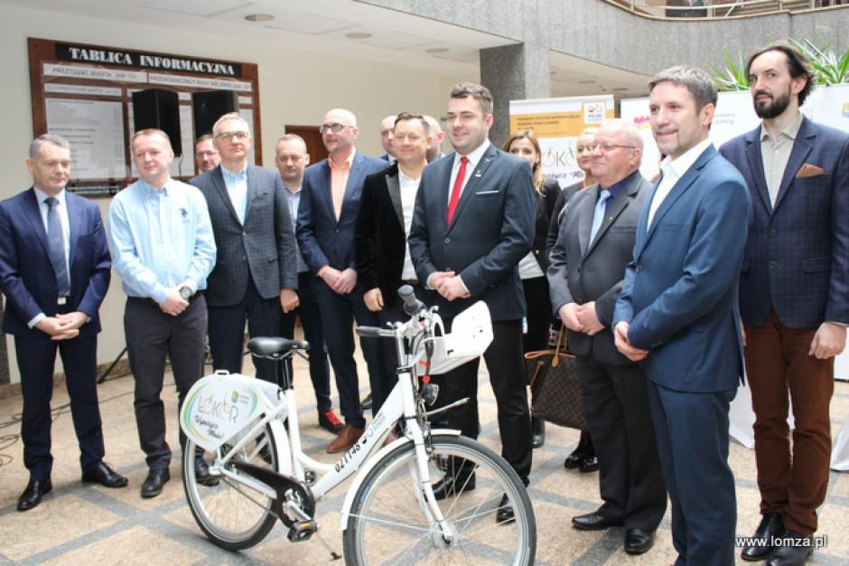 Podlaskie: Przez pandemię w Łomży mniej wypożyczeń rowerów miejskich ŁoKeR