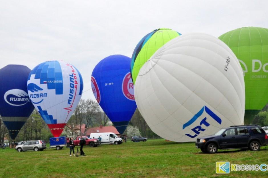 Balony nad Krosnem: Dwie bezpłatne linie autobusowe i zmieniona organizacja ruchu