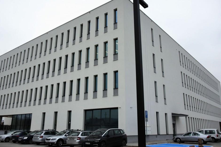 Nowa siedziba sądu w Łodzi może powstać w systemie PPP