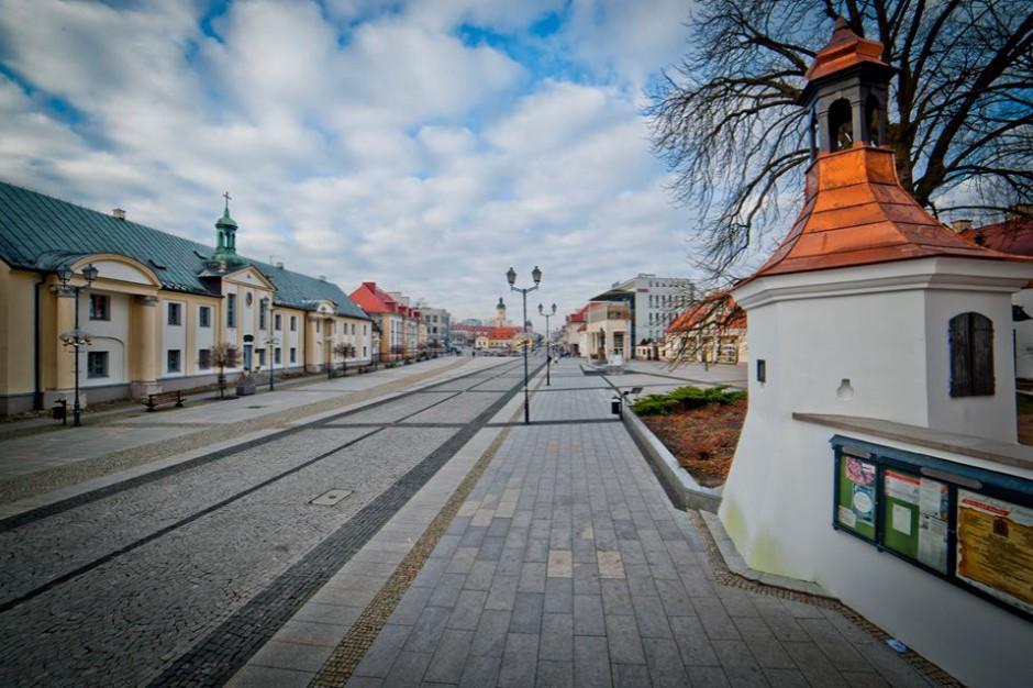 Prezydent Białegostoku odwołał swego zastępcę Adama Polińskiego