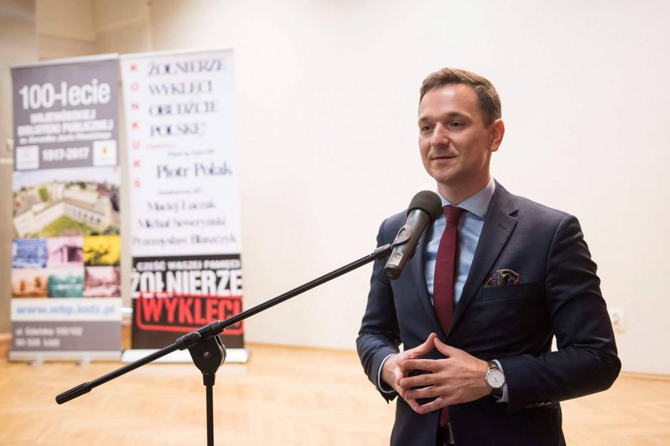 Buda: Chciałbym zasiadać w komisji ds. VAT mimo kandydowania na prezydenta Łodzi