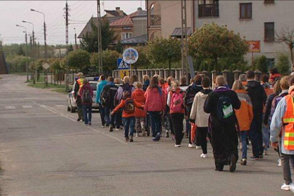 Podlaskie: Pielgrzymka ludzi pracy z Łap do Hodyszewa