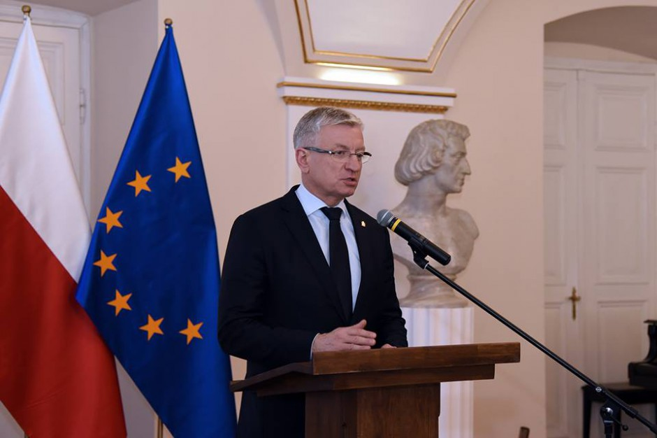 Jacek Jaśkowiak, prezydent Poznania wzywa do szanowania konstytucji