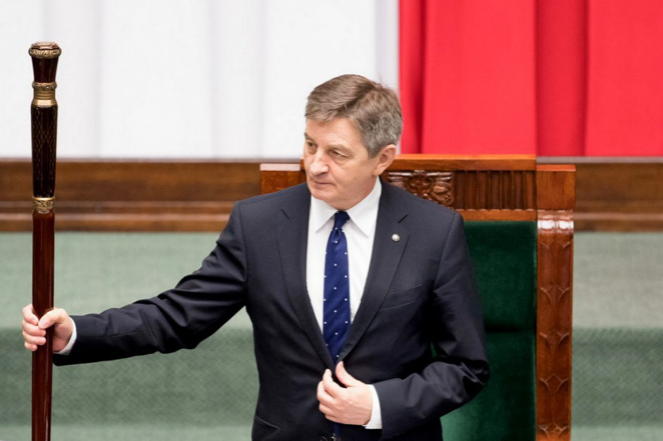 Marek Kuchciński odebrał tytuł Honorowego Obywatela Przemyśla