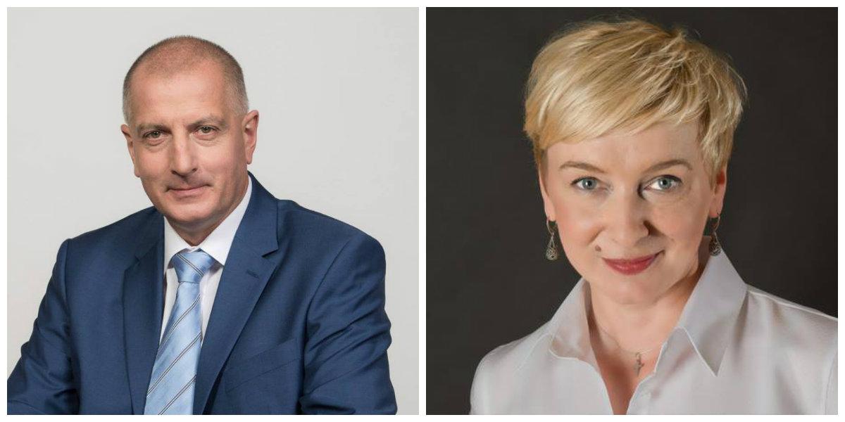 Mirosława Stachowiak-Różecka jest kandydatką Zjednoczonej Prawicy na prezydenta Wrocławia. Dutkiewicz zarządza miastem od 4 kadencji. fot.Facebook