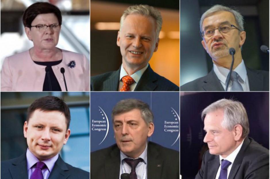 Prezesi znanych firm i ministrowie licznie zjadą do Katowic