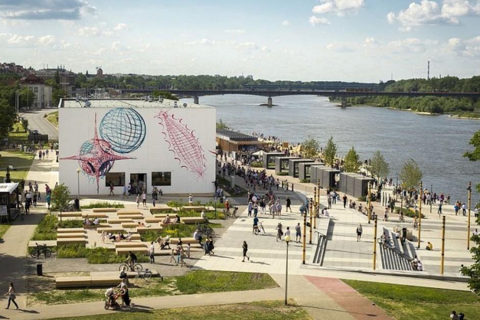 Rzeki w miastach, urządzanie dolin rzecznych. Atrakcyjnie, ale drogo