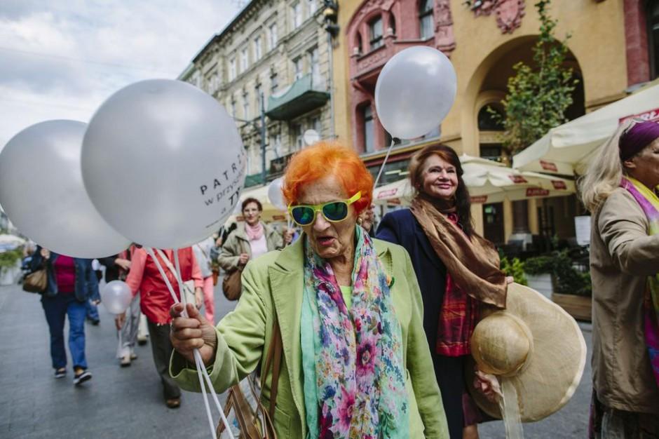 Łódź imprezami aktywizuje seniorów