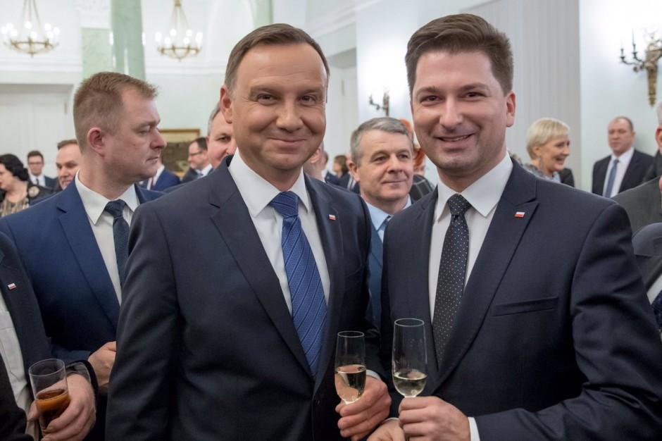 Wiceminister Szefernaker o kandydacie na prezydenta Lublina: młodość i dynamizm