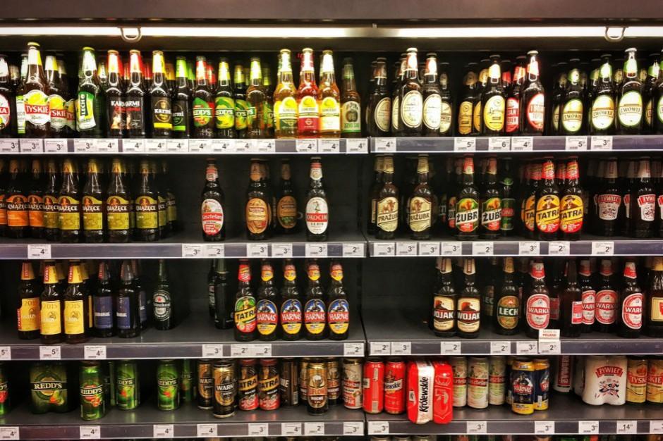 Łódź. Oto wyniki sondaży w sprawie sprzedaży alkoholu