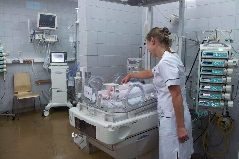Łódzki Instytut CZMP dostał od WOŚP 170 łóżek dla pacjentów