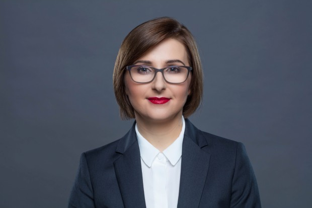 Agnieszka Fiuk dyrektor zarządzająca w firmie ATF (fot.mat.prasowe)