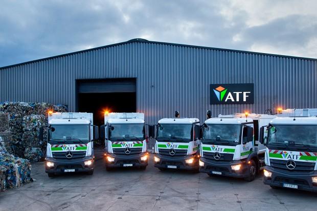 W branży zagospodarowania odpadów działamy od ponad 20 lat. Aktualnie na podstawie prawa zamówień publicznych obsługujemy blisko 200 tys. mieszkańców w 32 samorządach - mówi dyrektor zarządzająca w ATF (fot.mat.prasowe)